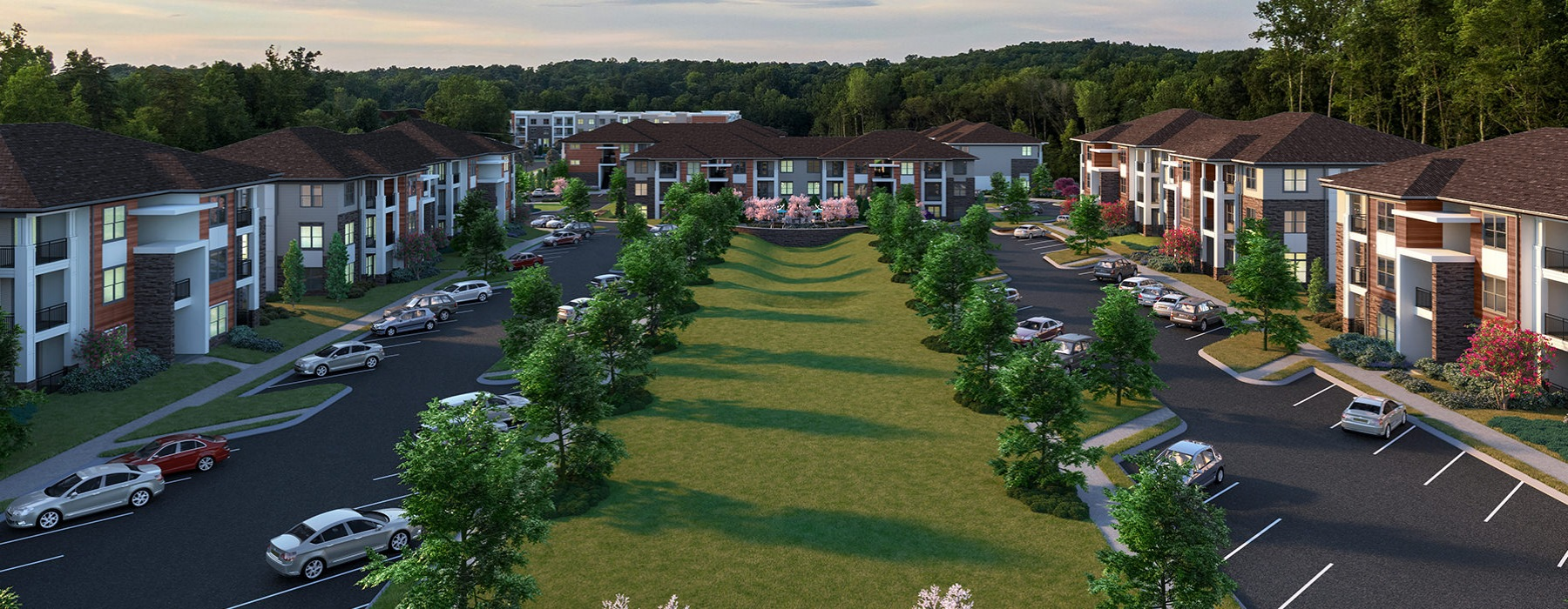 rendering of clubhouse